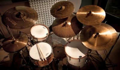 Konstantin Septinus Drum Set